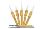 Freze chirurghicale Tungsten Carbide